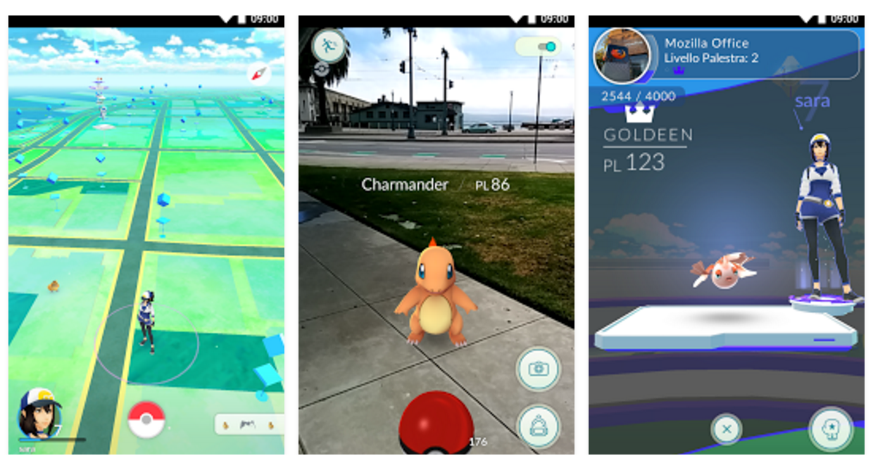 pokemon go is finally available on ios and android! - link900